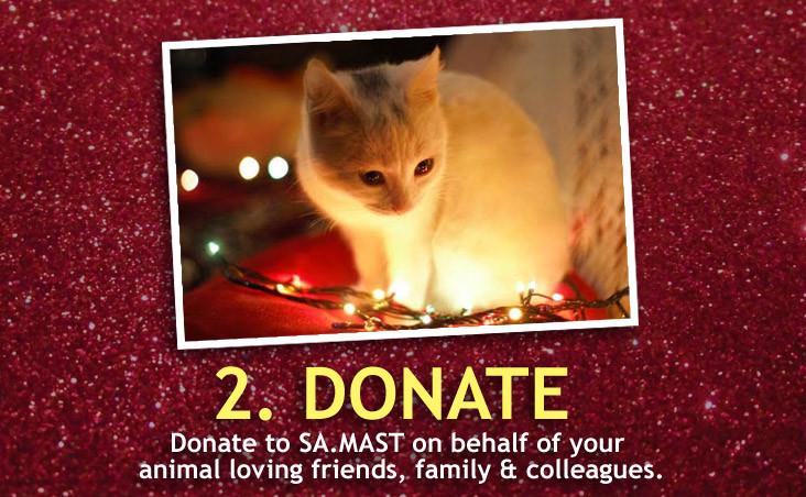 Dontate to SAMAST