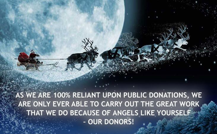 SAMAST Donations