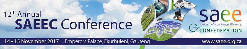 Southern African Energy Efficiency Confederation Conference